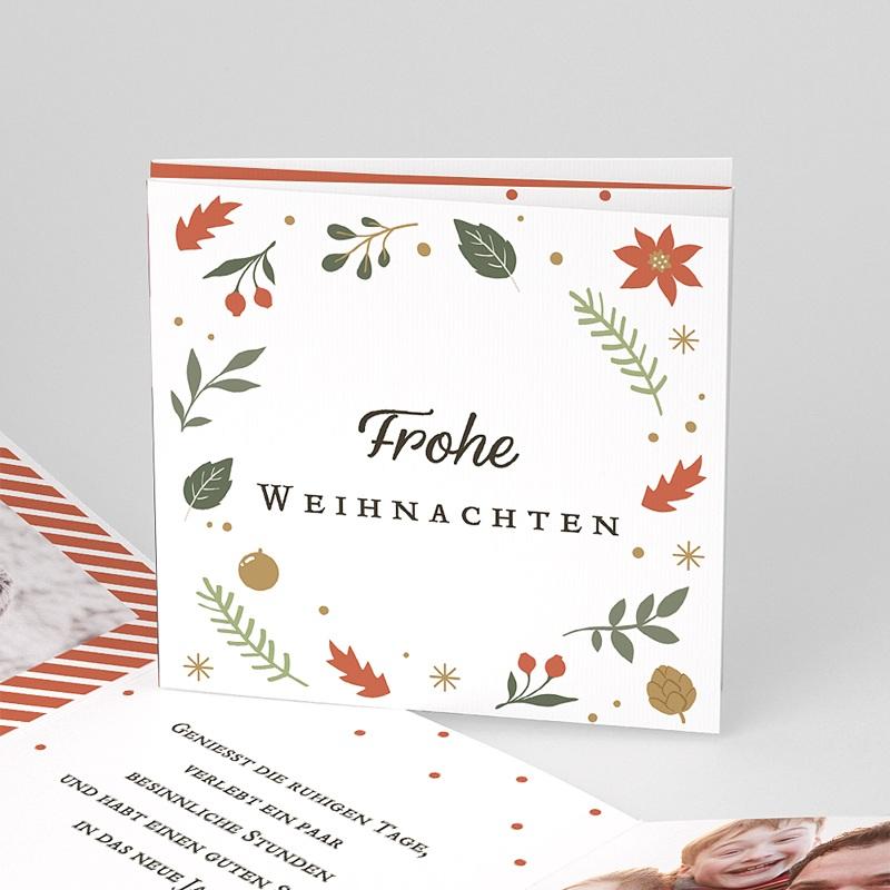 Weihnachtskarten Rauschengel