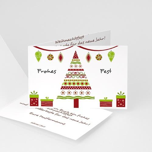 Weihnachtskarten - Winterlicher Charme 4416