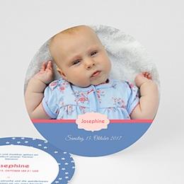 Karten Geburt Lili