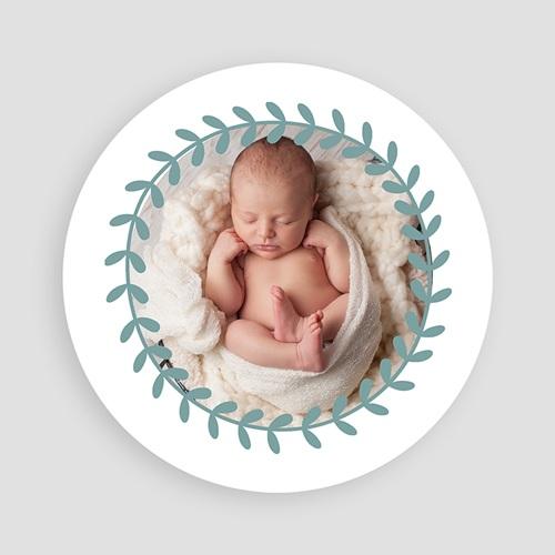 Klassische Geburtskarten online gestalten - Jerome 44213 preview