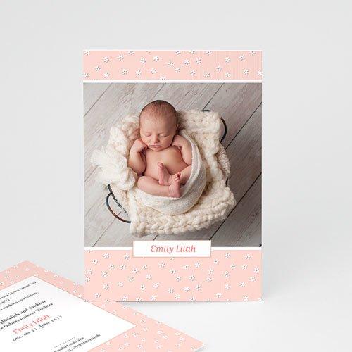 Geburtskarten für Mädchen - Pure Love 44300