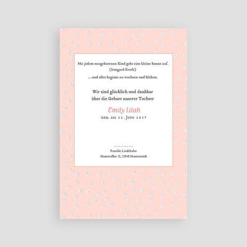 Geburtskarten für Mädchen - Pure Love 44301 preview