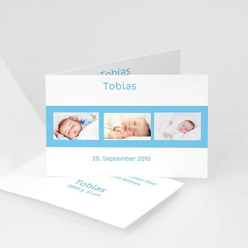 Geburtskarten für Jungen - Blickwinkel 4434 thumb