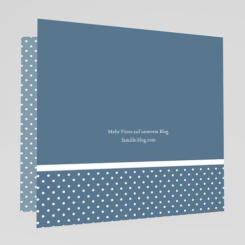Babykarten für Jungen - Retro Blau 44384 test