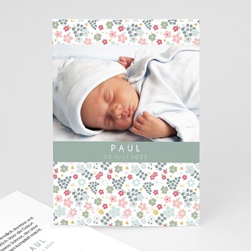 Geburtskarten für Mädchen - Alina 44404