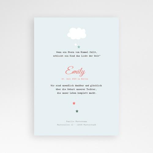Geburtskarten für Mädchen - Martha 44584 preview