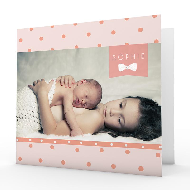 Geburtskarten für Mädchen Liska