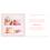 Geburtskarten für Mädchen - Liska 44593 thumb
