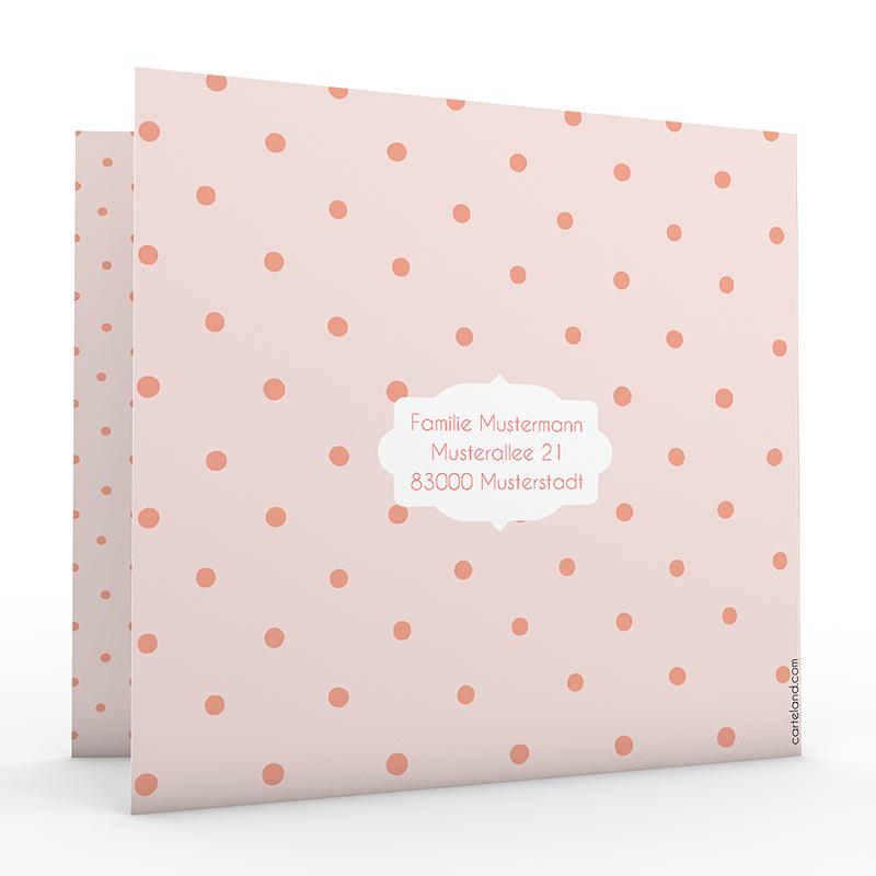 Geburtskarten für Mädchen Liska gratuit