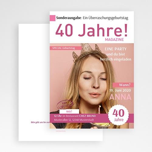 Runde Geburtstage - 50 Jahre Zeitschrift 44621 preview