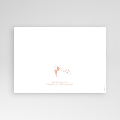 Geburtskarten für Mädchen - Kleine Fee 44699 thumb