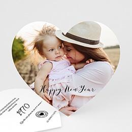Neujahr Nouvel An Unser Jahr