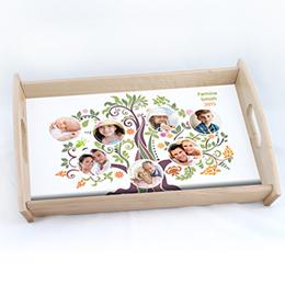 Tablett Baum
