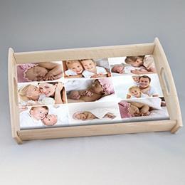 Foto-Tablett  Kleine Fotoserie