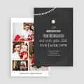 Weihnachtskarten TypoTree gratuit