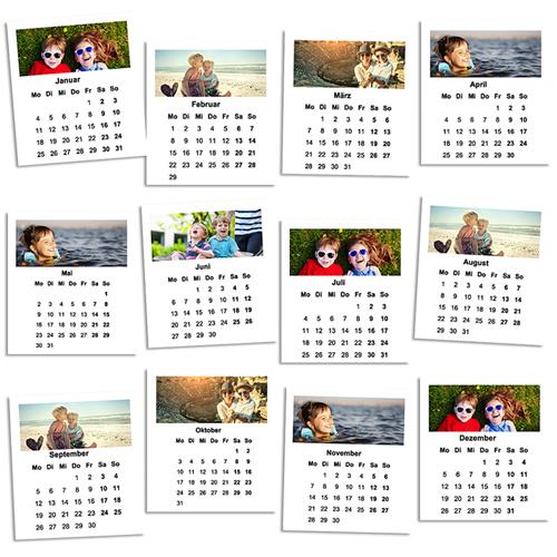 Fotomagnete - Kalendermagnete 44860