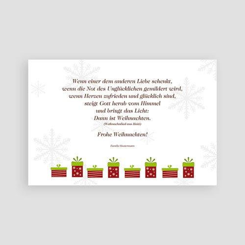 Weihnachtskarten - Weihnachtliches Flair 44916 test