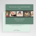 Geburtskarten für Jungen Kino Filmstreifen gratuit