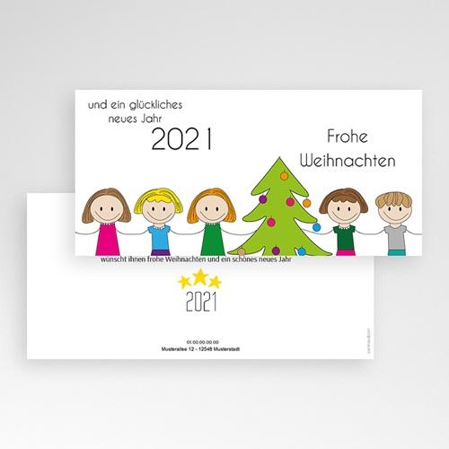 Weihnachtskarten - Glück 44966 preview