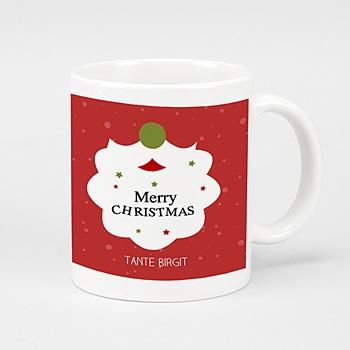 Fototassen - Weihnachtsmannbart - 0