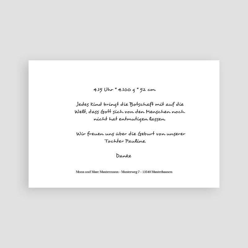 Geburtskarten für Mädchen Nuria pas cher