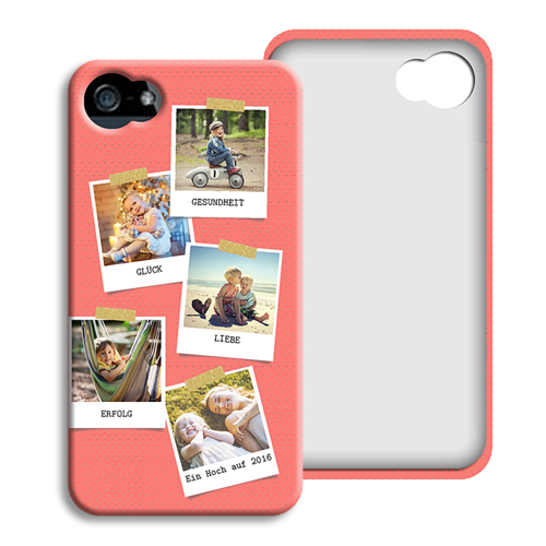 Case iPhone 4/4S - Wünsche für das neue Jahr 45054