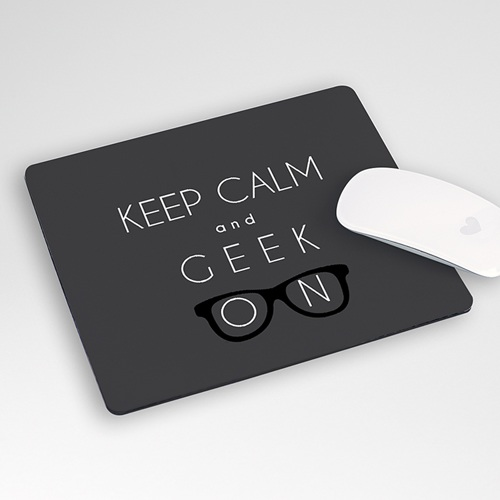 Foto-Mousepad - Geek 45078 test