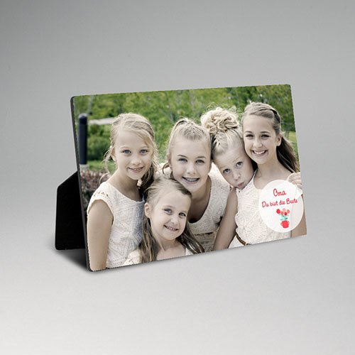 Fotorahmen - Blumige Botschaft 45099