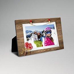 Fotorahmen Weihnachten Skandinavien