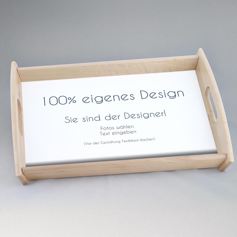 Personalisierte Foto-Tablett  Kreativ