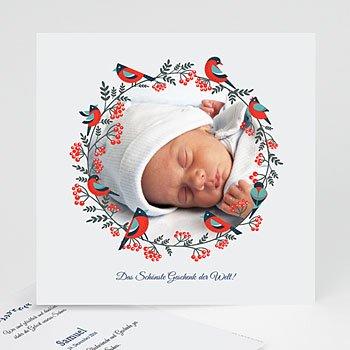 Babykarten für Jungen - Weihnachten - 0