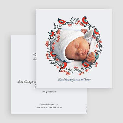 Babykarten für Jungen - Weihnachten 45190 preview