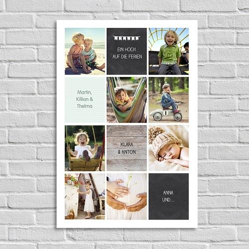 Poster - Foto Hochformat 45230