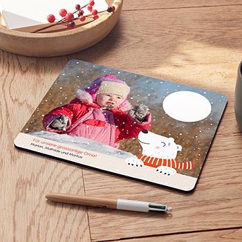 Foto-Mousepad - Eisbär - 0