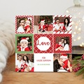 Fotorahmen - Pixel Weihnachten  45256 test
