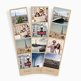 Fotomagnete Parisreise