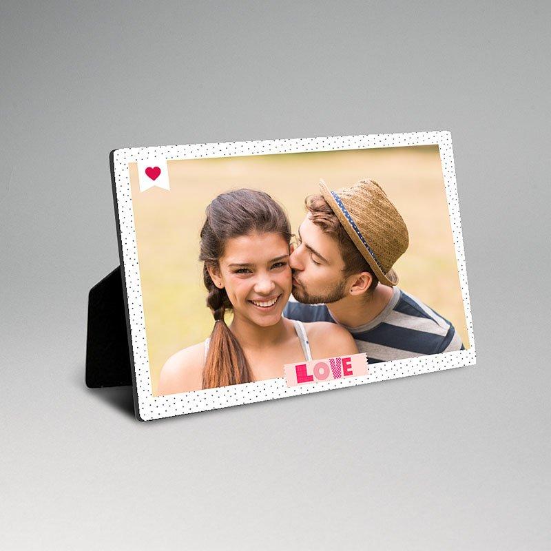 Fotorahmen - Love rose 45537 thumb