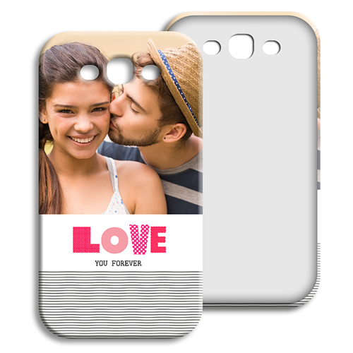 Case Samsung Galaxy S3 - Made with Love 45549
