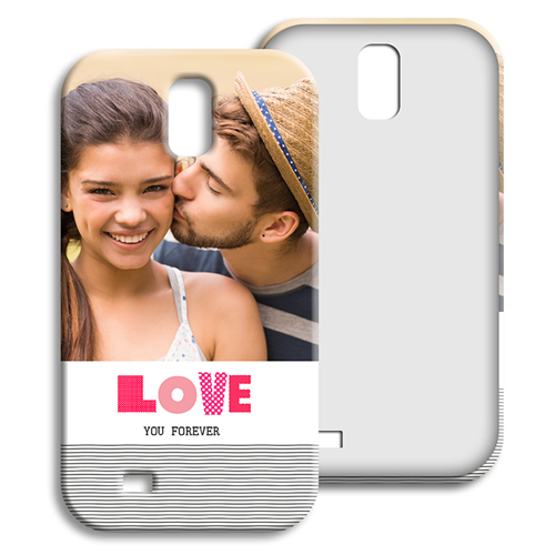 Case Samsung Galaxy S4 - Made with Love 45552
