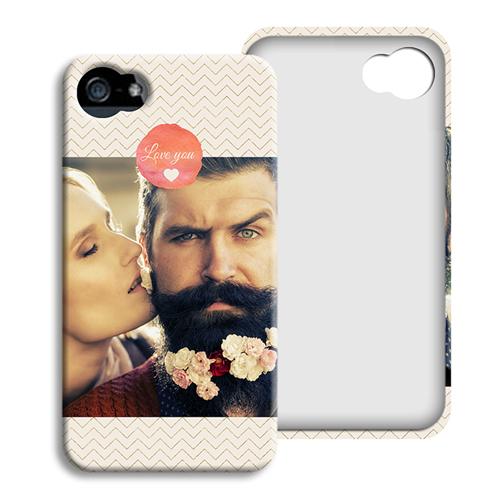 Case iPhone 4/4S - Wasserfarben 45567