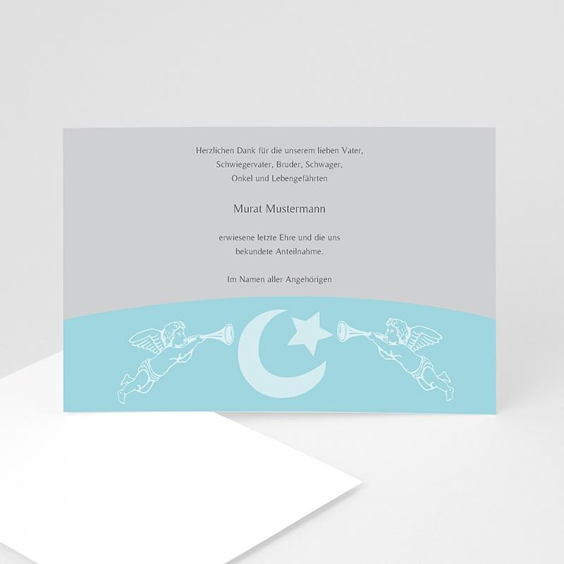 trauer danksagung muslimisch blaue engel. Black Bedroom Furniture Sets. Home Design Ideas