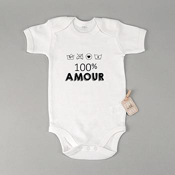 Babybody 100% Liebe
