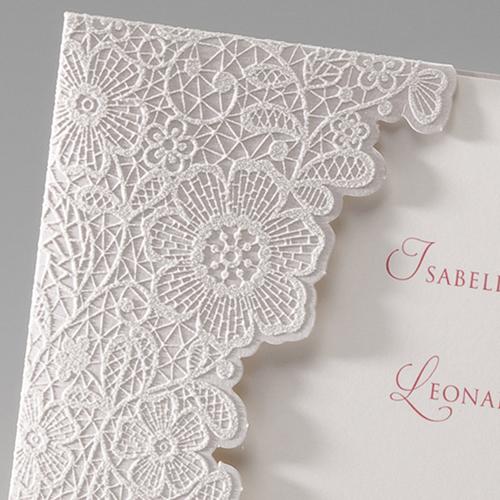 Hochzeitseinladungen traditionell - Ornamente 45970 preview