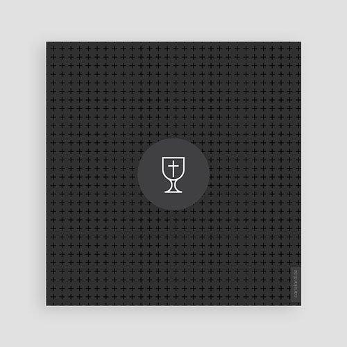 Danksagungskarten Konfirmation - Symbol Kelch 46561 preview