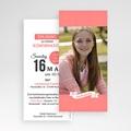 Einladungskarten Konfirmation - Romantisch verspielt 46687 thumb