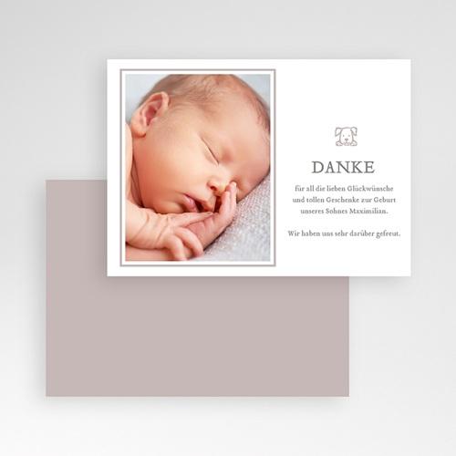 Dankeskarten Geburt Jungen - Moritz 46867 preview