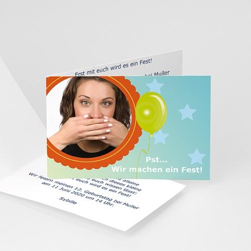 Erwachsener Einladungskarten Geburtstag Riku