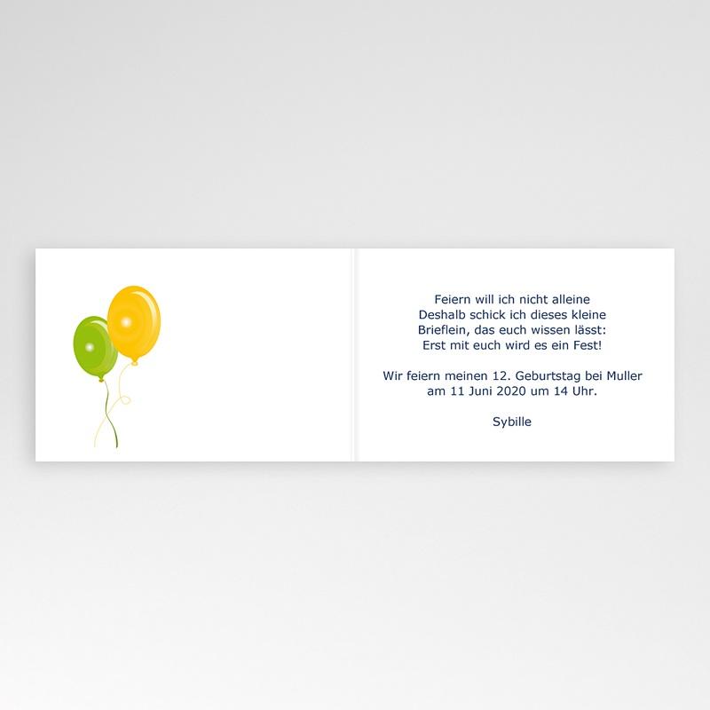 Erwachsener Einladungskarten Geburtstag Riku pas cher