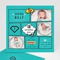 Geburtskarten für Jungen - Super Boy 47078 thumb