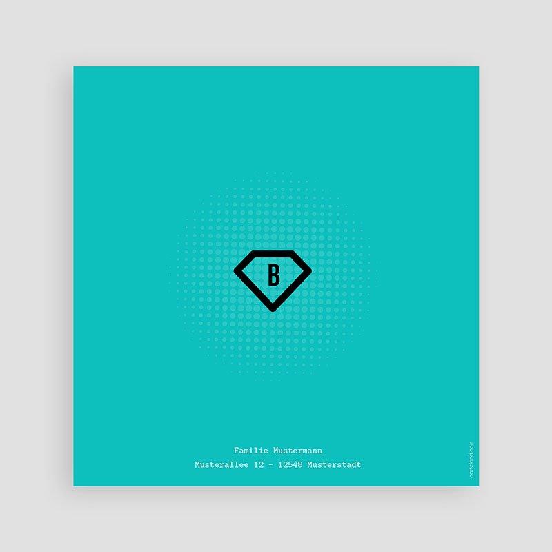 Geburtskarten für Jungen - Super Boy 47079 thumb